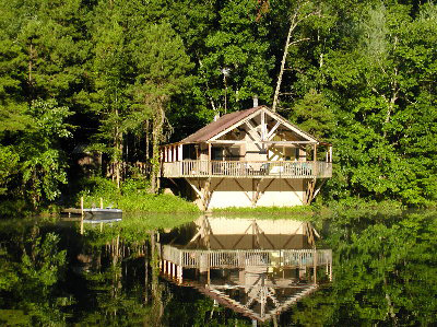 Lakefront Rental Cabin